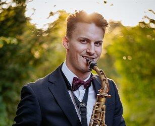 Marius Trapp Saxophonist